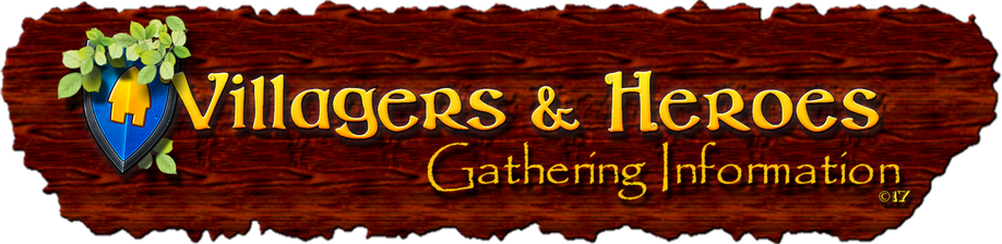 Villagers&Heroes Gathering Information  ​
